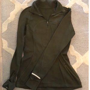 Lulu lemon pullover jacket